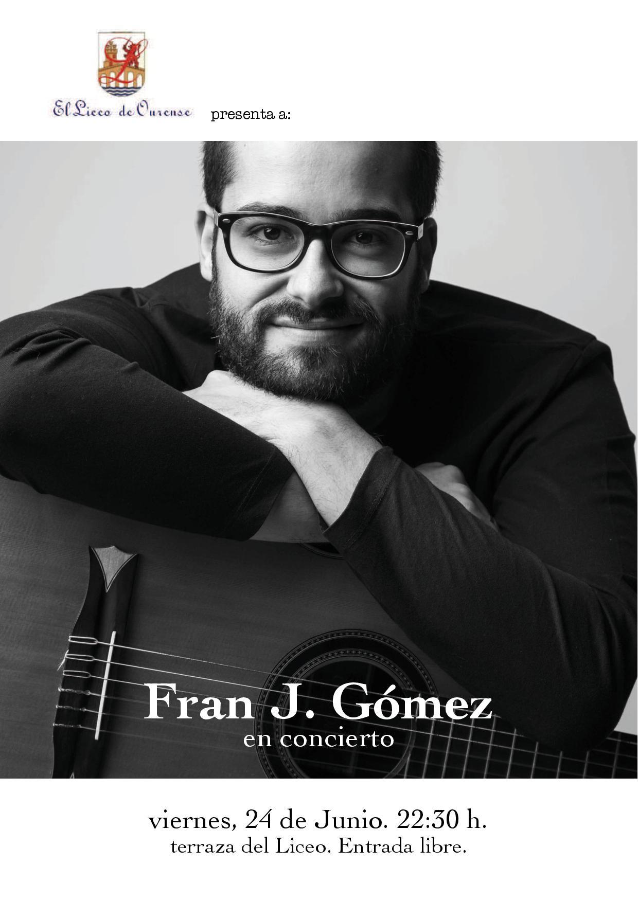 FRAN J. GOMEZ