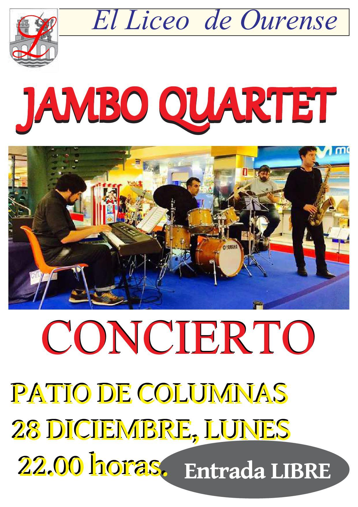 JAMBO CUARTET