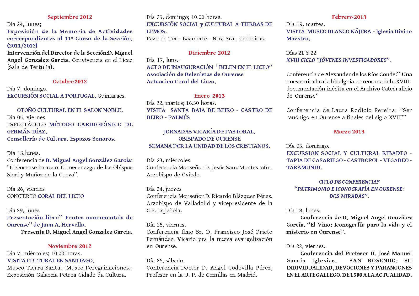 MEMORIA SECCION ARTE E HISTORIA PAGINA 2