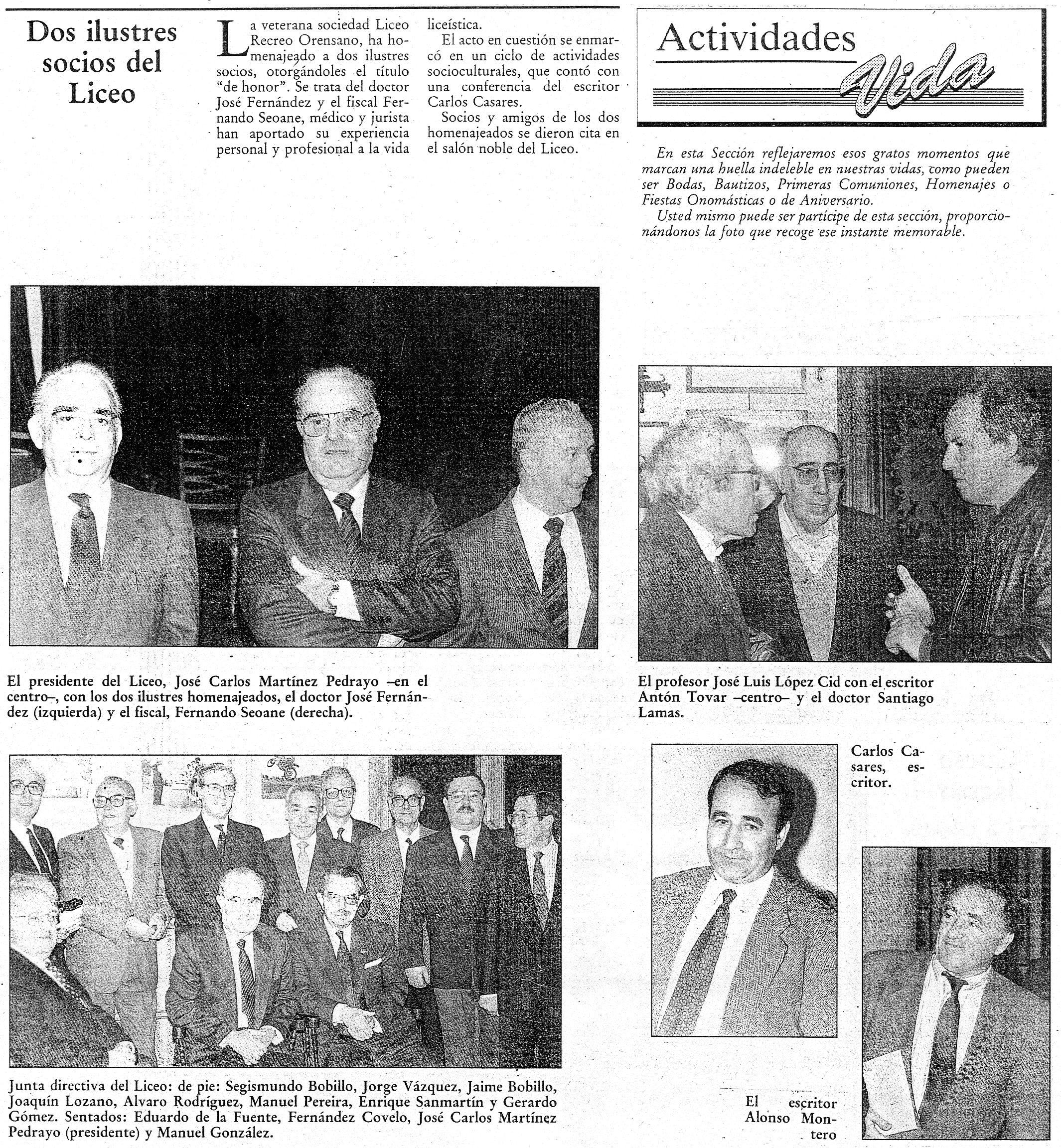VIDA 18-11-1990
