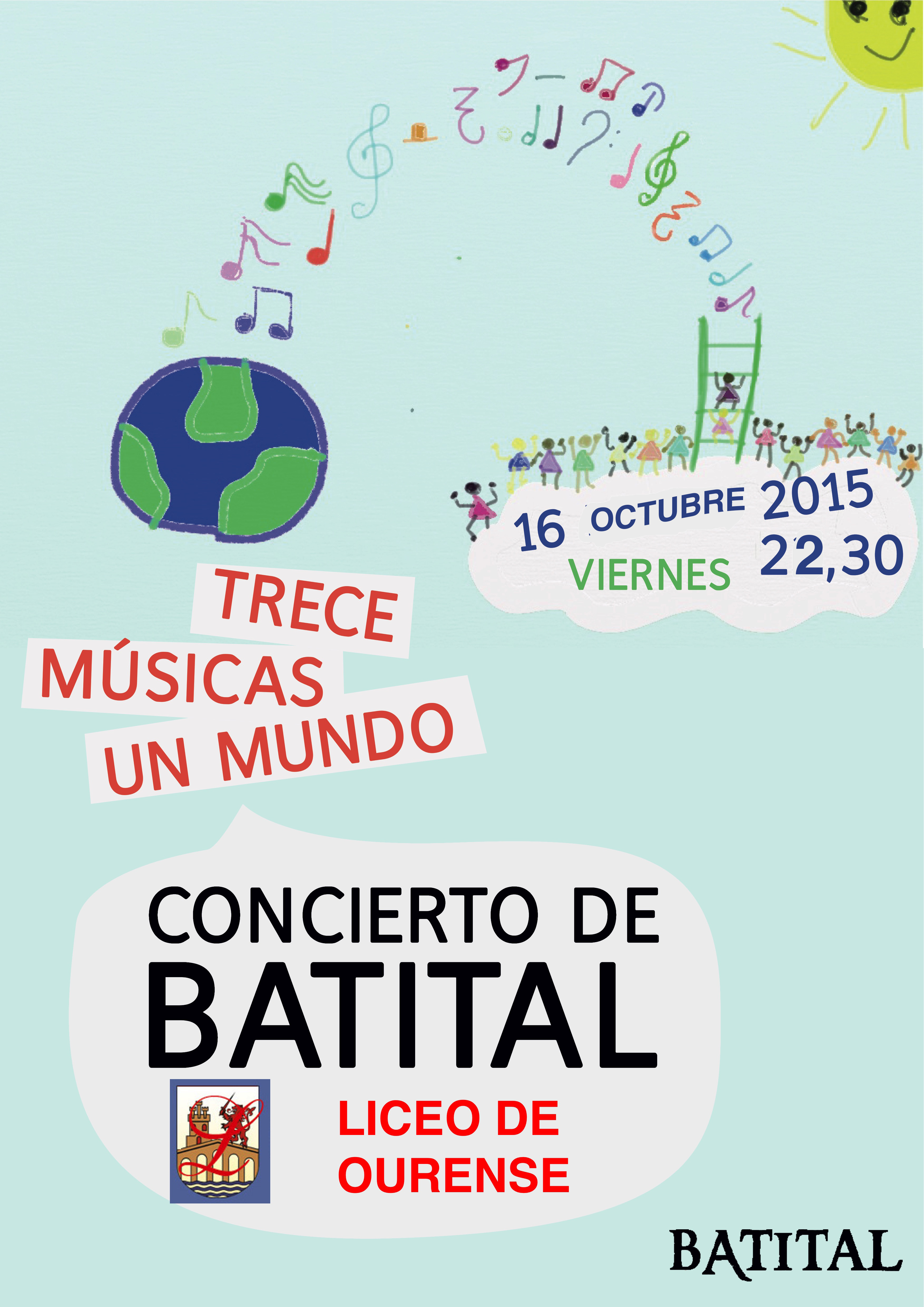 batital LICEO DE OURENSE